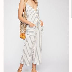 Free People Westminister Jumpsuit